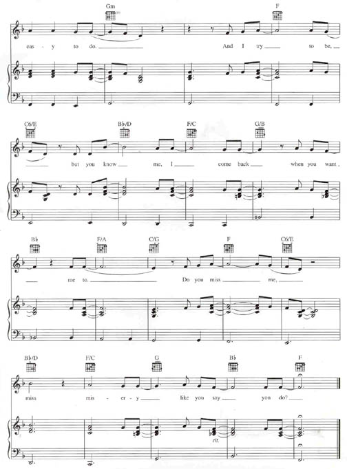 Sweet Adeline Tablature